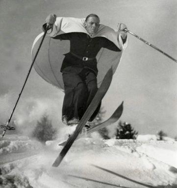 ski vol